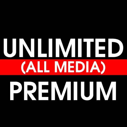 Unlimited (All Media) Premium